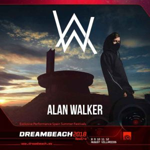 Alan Walker Dreambeach
