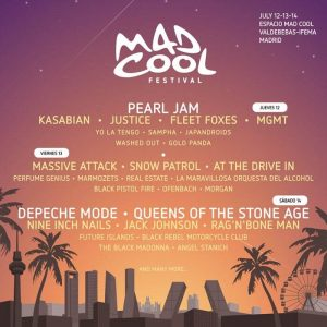 Cartel Mad Cool Festival