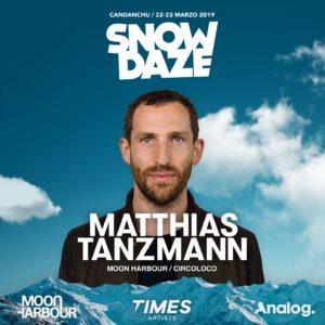 Matthias Tanzmann x SnowDaze