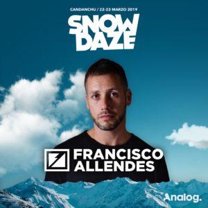 Francisco Allendes x SnowDaze