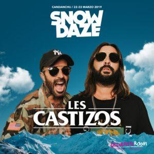 Les castizos x SnowDaze