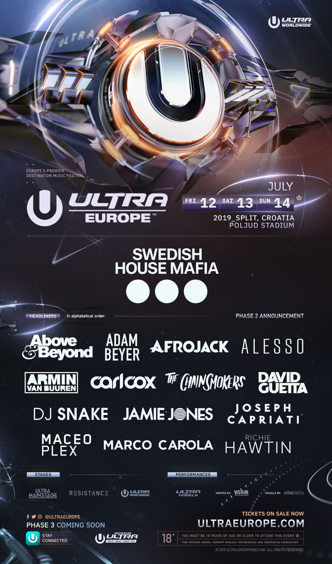 Cartel Ultra Europe