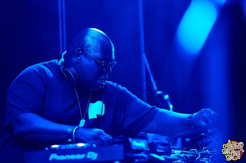 Carl Cox A Summer Story