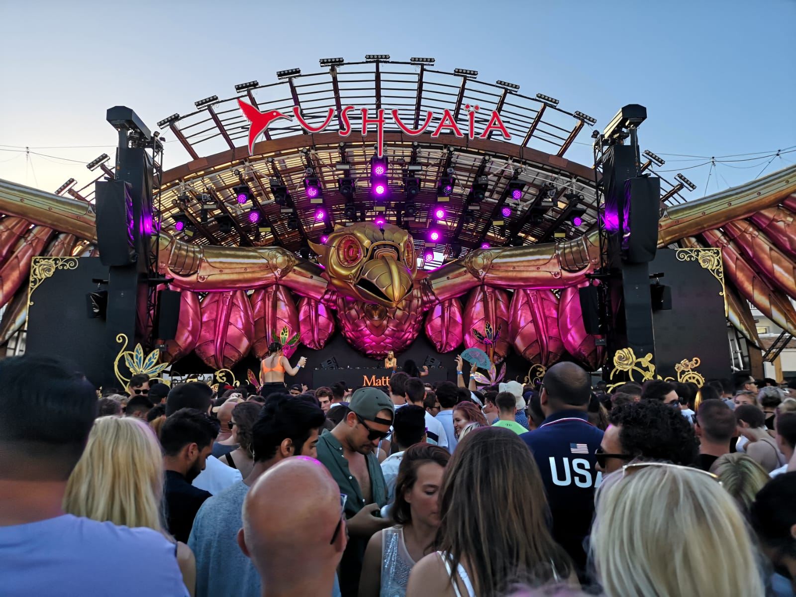 Ushuaia Ibiza (Tomorrowland) | Sergi Casado (AllFest)