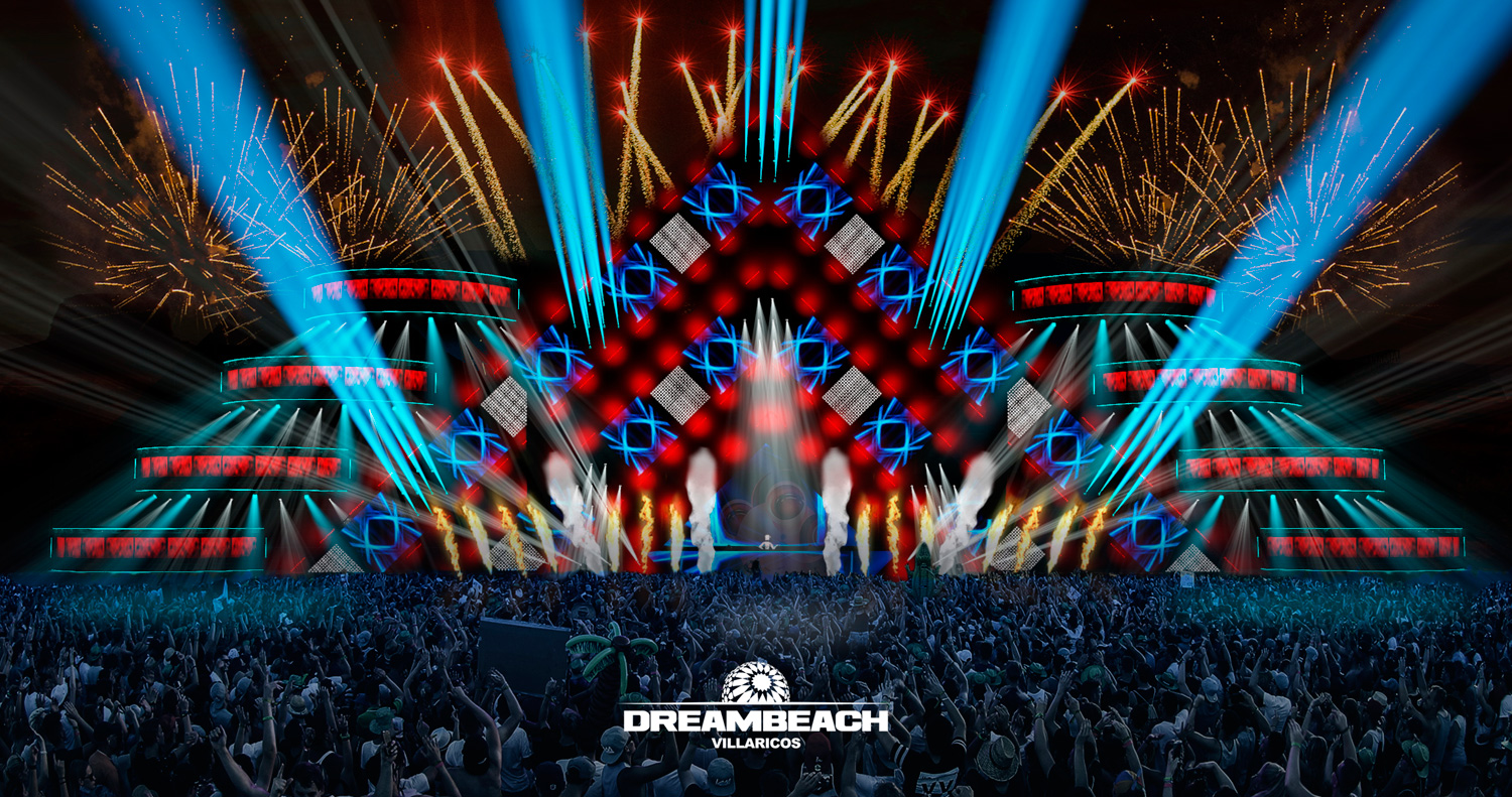Mainstage Dreambeach