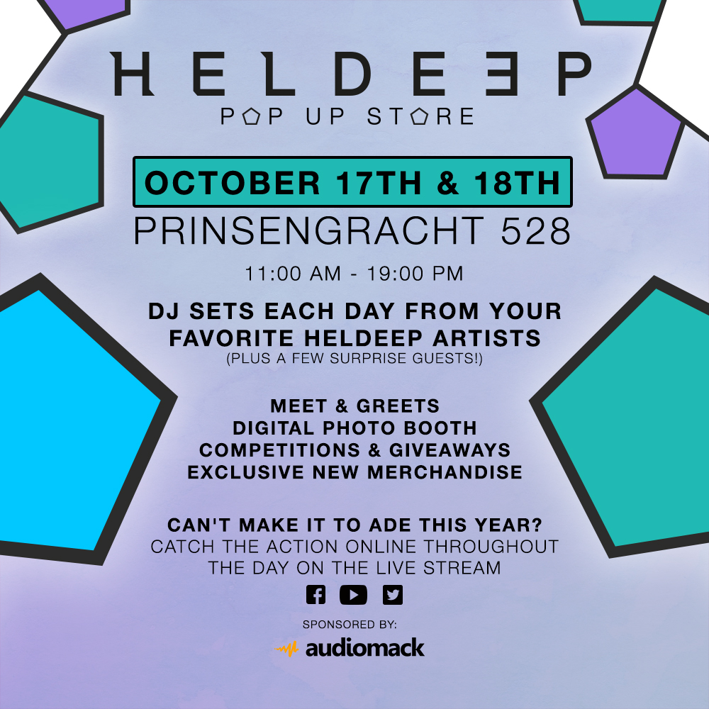 Pop-Up Store Heldeep