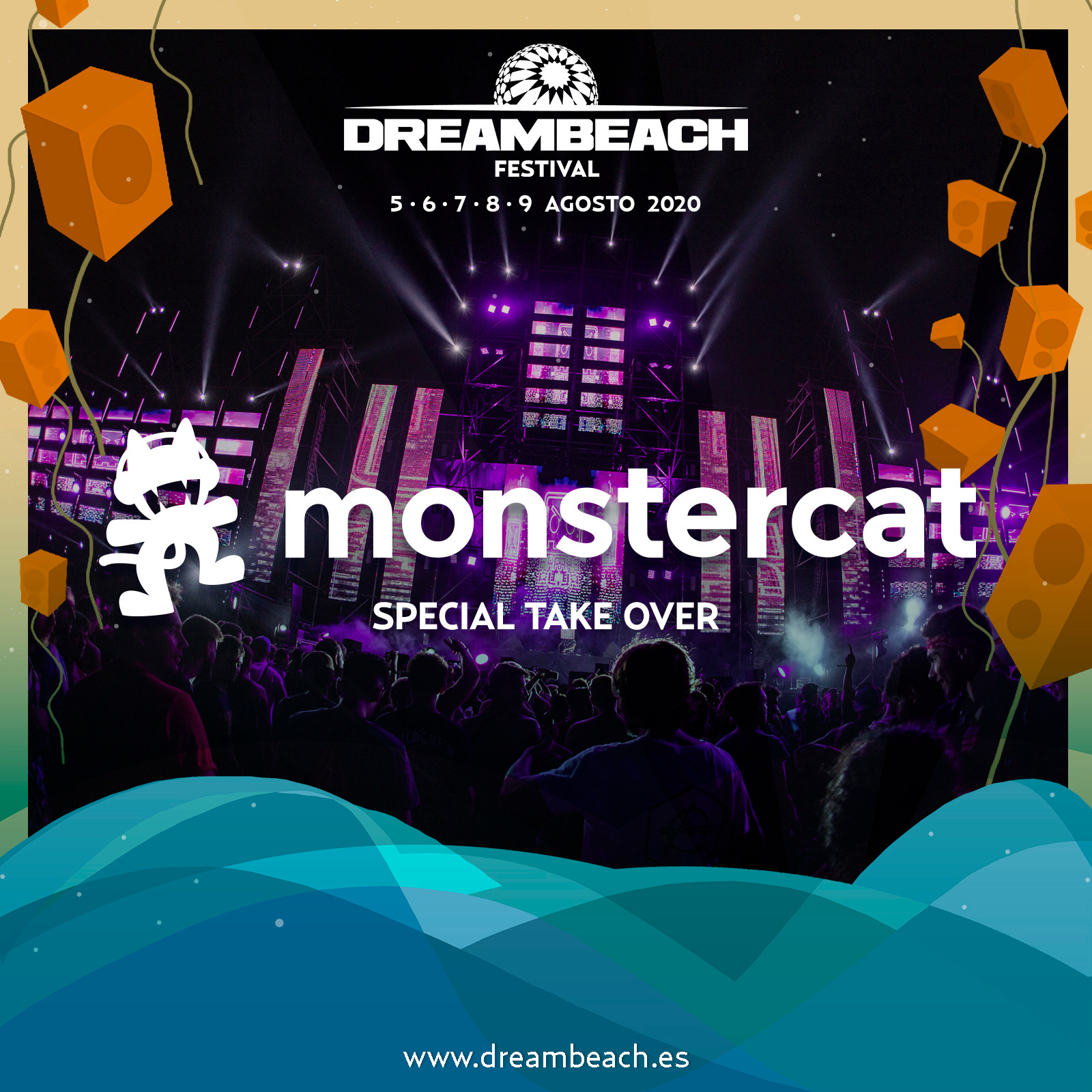 Monstercat x Dreambeach