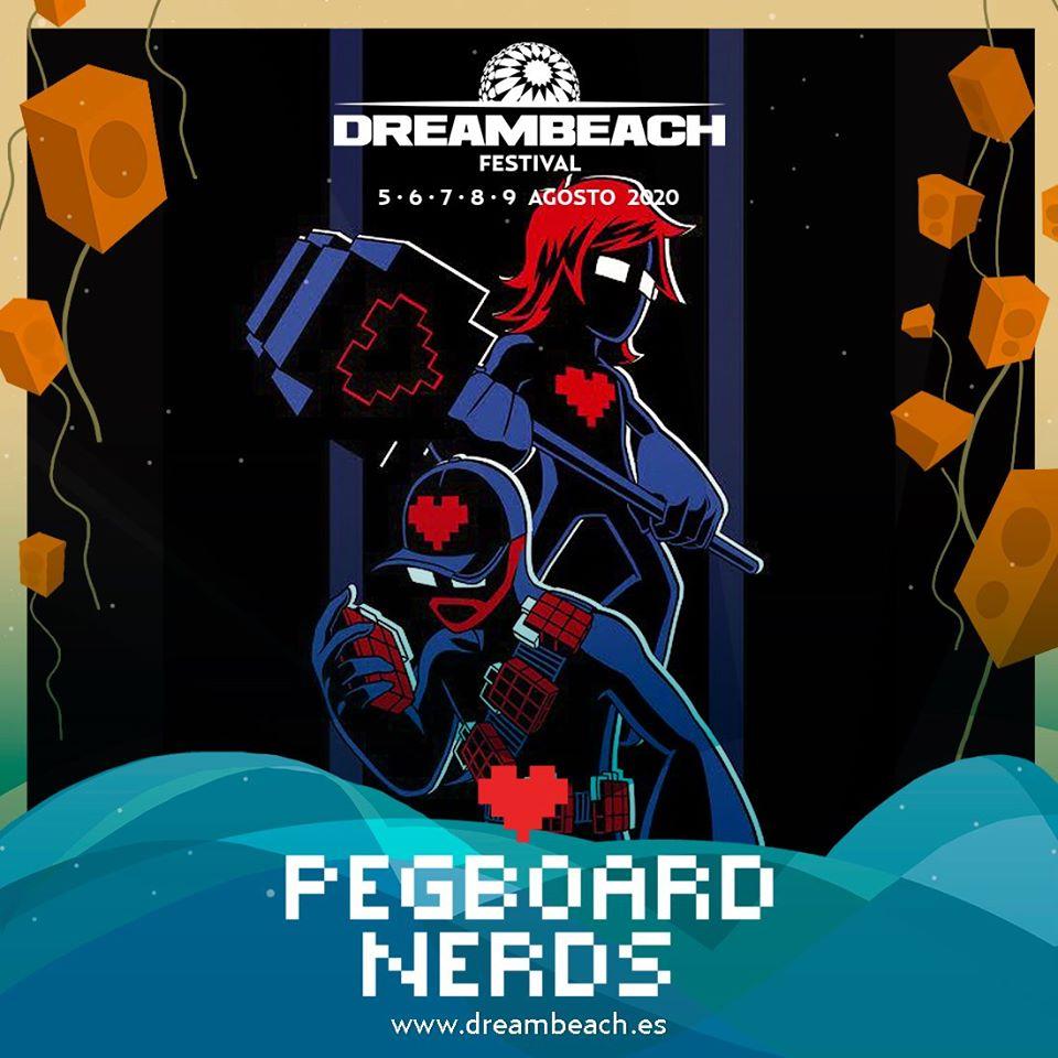 Pegboard Nerds Dreambeachs