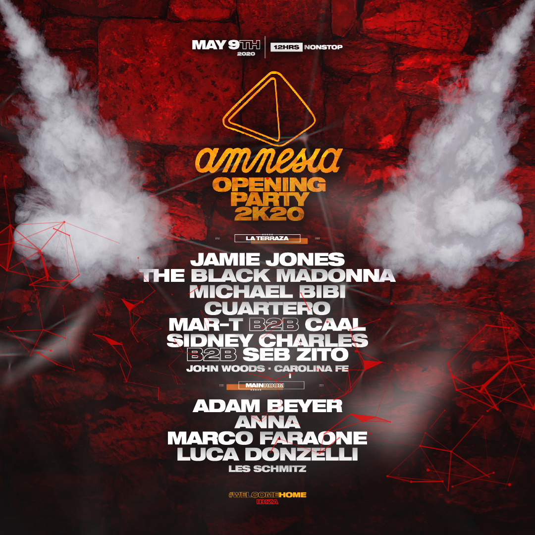 Opening Amnesia