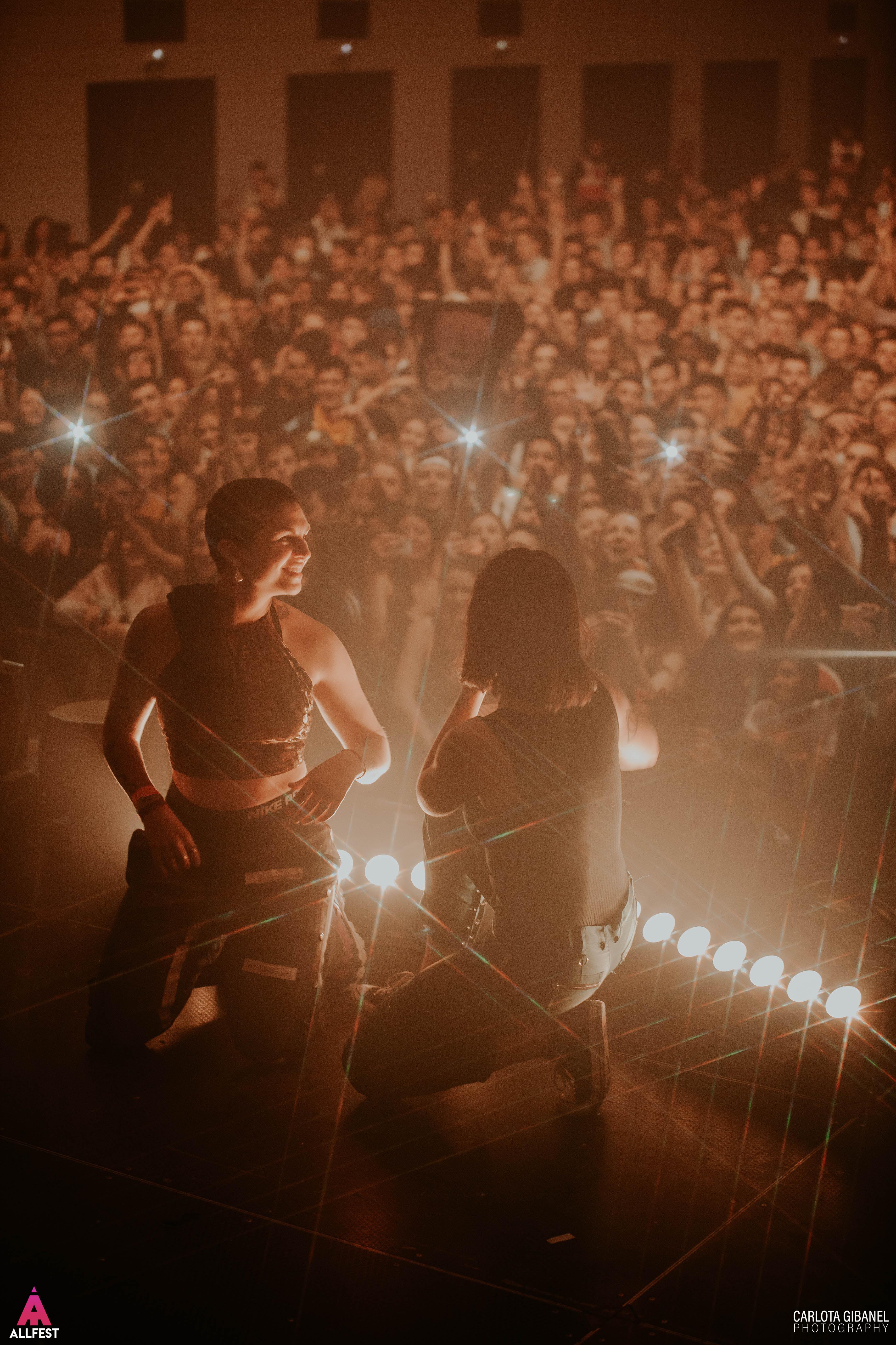 Krewella x Abroadfest | Carlota Gibanel (AllFest)