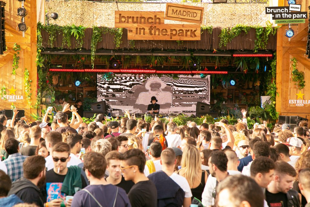 Brunch- In The Park Madrid