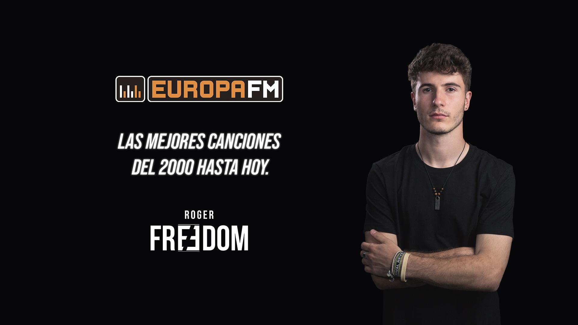 Roger Freedom x Europa FM