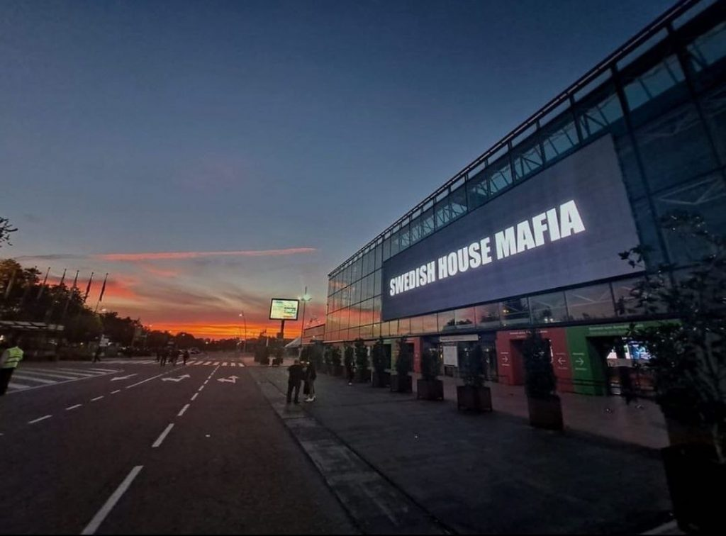 Swedish House Mafia Ifema